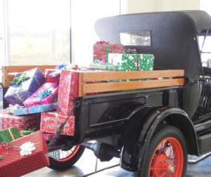 Ford vintage truck