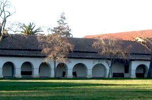 Mission at San Juan Bautista