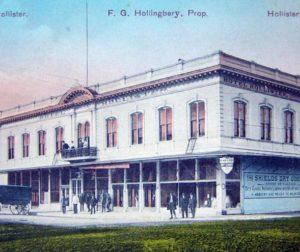 Hotel Hollister