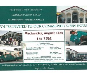 SBC Health Foundation Open House