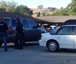 Police search apartment in San Juan Bautista
