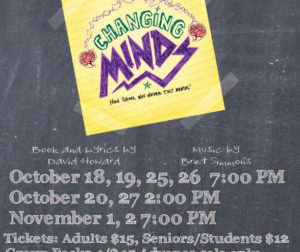 flier for Changing Minds