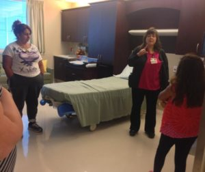 photo of Birthing Room