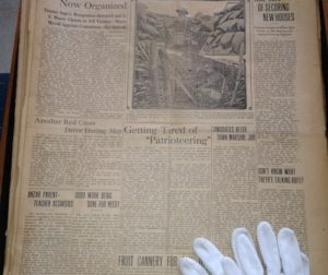 May 4,1918 Issue of Mission News