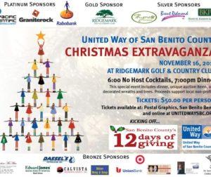 2013 United Way of San Benito County Christmas Extravaganza