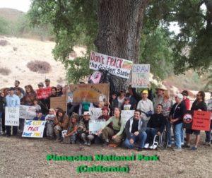 photo of San Benito Rising at Pinnacles National Park