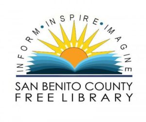 New San Benito County Free Library Logo