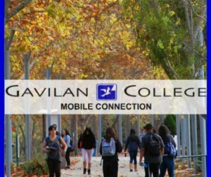 image of Gavilan College mobile app