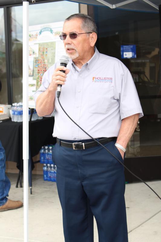 photo of Measure A Committee member Gordon Machado