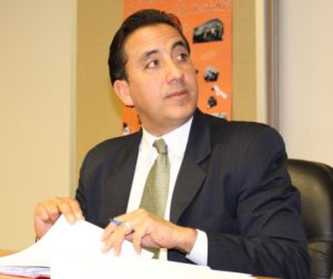 photo of Hollister Mayor Ignacio Velazquez