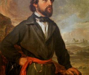 John Charles Fremont 1852 portrait by William S. Jewett