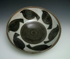 Ceramic bowl by Jane Rekedal