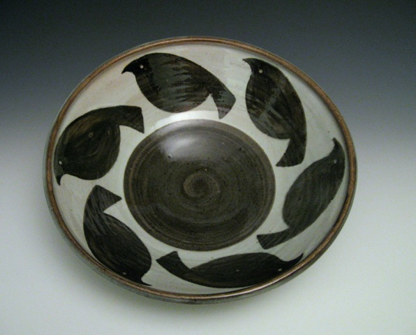 Ceramic bowl by Jane Rekedal