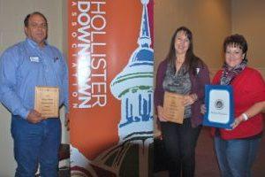 2013 Community Spirit Award winners