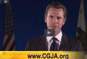 Hear California Lt. Governor Gavin Newsom https://archive.org/details/Lt.Gov.GavinNewsomCivilGrandJuryPsa60