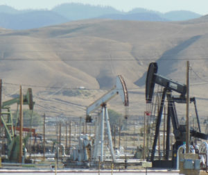 The cyclic steam injection oil fields of next-door Coalinga.