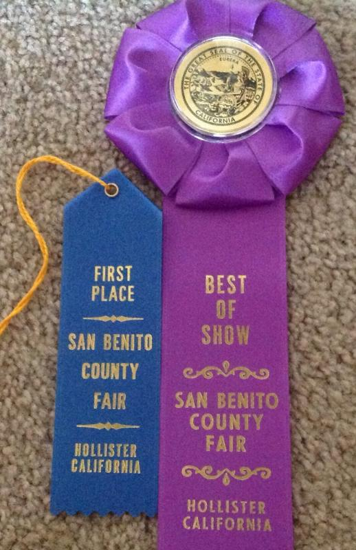 Time to Plan Entries for the 2014 San Benito County Fair