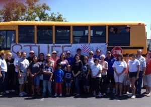United Way 2nd Annual Stuff the Bus
