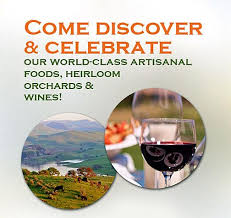 Come discover and celebrate our culinary agriculture.