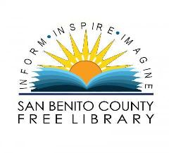 New Logo of San Benito County Library by Carlos Munoz