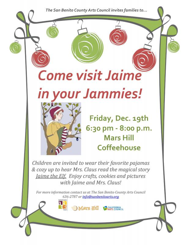 Jaime in your Jammies