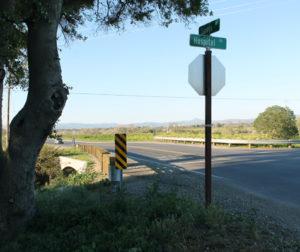 Image courtesy of Jason McCormick shows bridge at Cienega and Hospital roads.