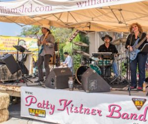 The Patty Kistner Band entertains the crowd.jpg