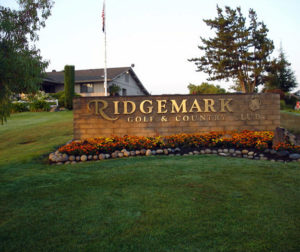 File photo courtesy of Ridgemark Golf & Country Club