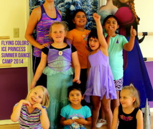 Flying Colors Dance Camp