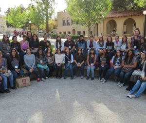2015 Girls Inc. ECHO Program, funded in part by the CFFSBC