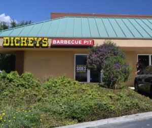 Dickey's Barbeque Pit is donating 10% of proceeds for three days.