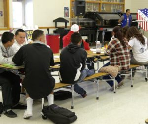 About 35 students came to the Lulac Youth Convention Saturday.
