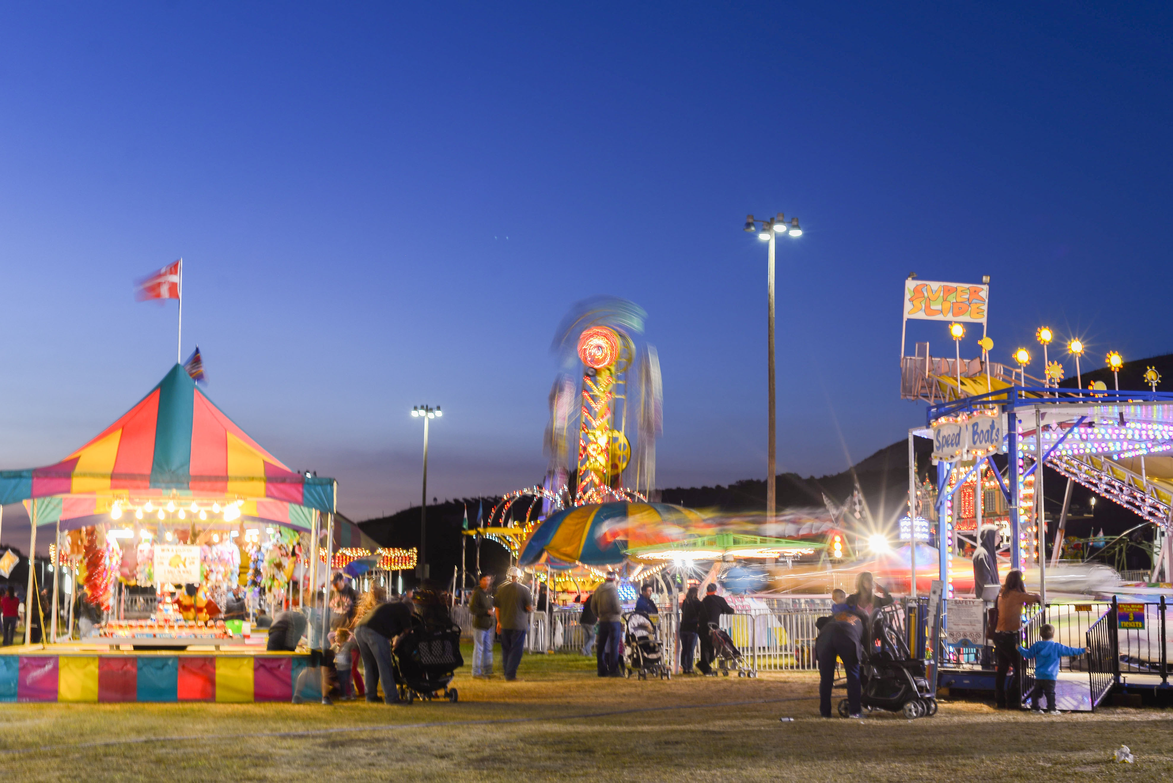 Bolado Park hosts a variety of events such as weddings, parties, the Saddle Horse Show and the San Benito County Fair. File photo.