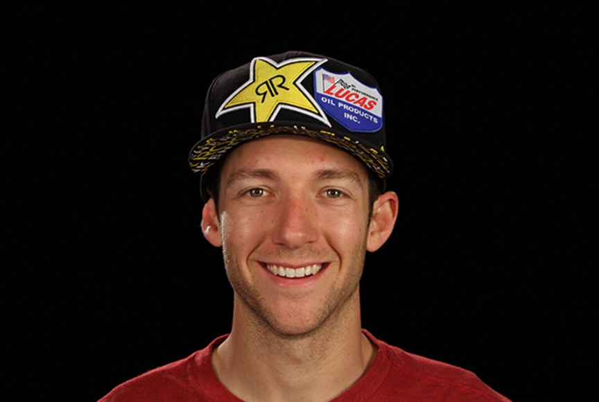 Colton Haaker in the EnduroCross Finals