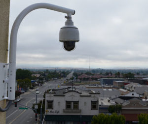 surveillance camera downtown.JPG