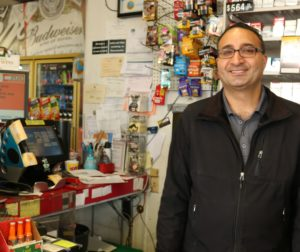 Kulwinder Singh, owner of Shell Gas & Mini Mart, sold over 5,000 tickets.