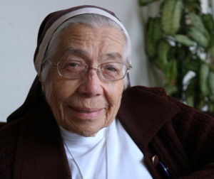 Sister Loretta Guevarra has worked at uniting Christians for 75 years.