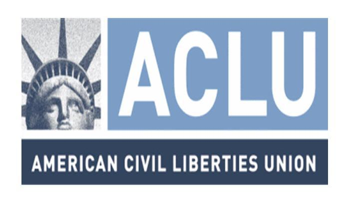 Logo for American Civil Liberties Union