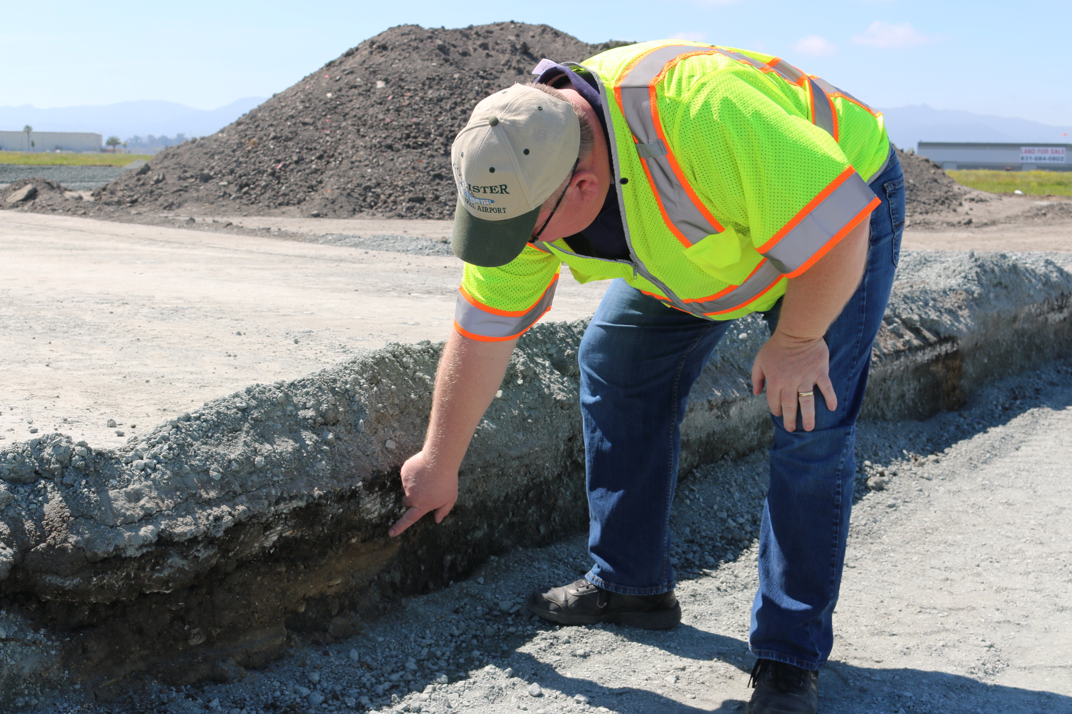 $9 million Hollister Airport runway repair nearly complete