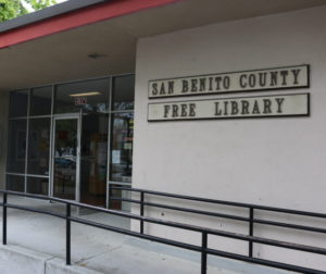 County library celebrates library week.