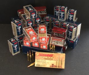 Non-Lead Ammunition