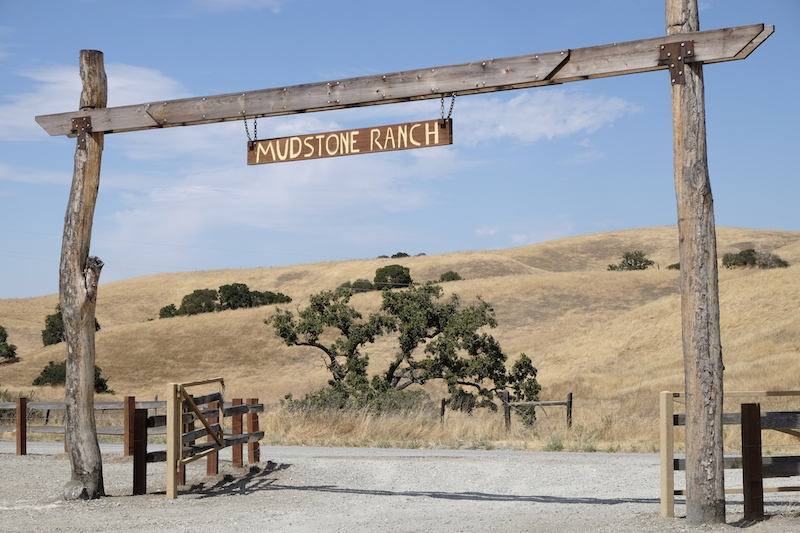 The Mudstone Ranch Trails in Hollister Hills opened at the beginning of July, and are currently open from dawn to dusk daily.