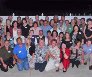 Class of 1971 40th Class  Reunion. Photo by Dale Morejohn