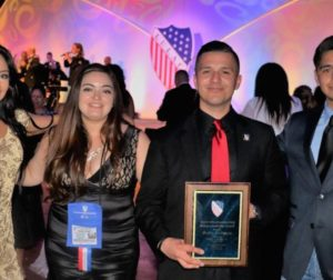 Elizabeth Zepeda and Andres Rodriguez at the 2016 LULAC National Convention in Washington D.C. .jpg