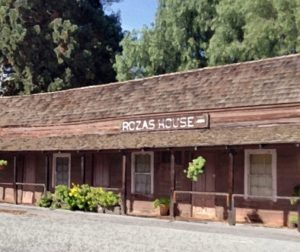 The Rozas House. Photo courtesy of Marianne Steeger.