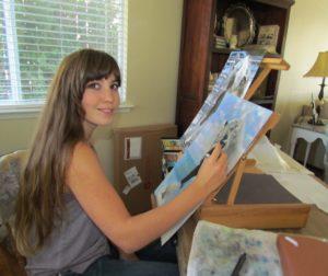 Abigail Dunnivan of AbbyRoseHeartWorks