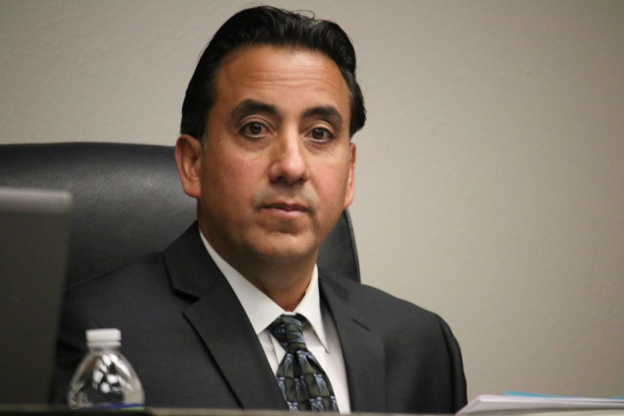 Mayor Ignacio Velazquez sought, and got, more public comments.