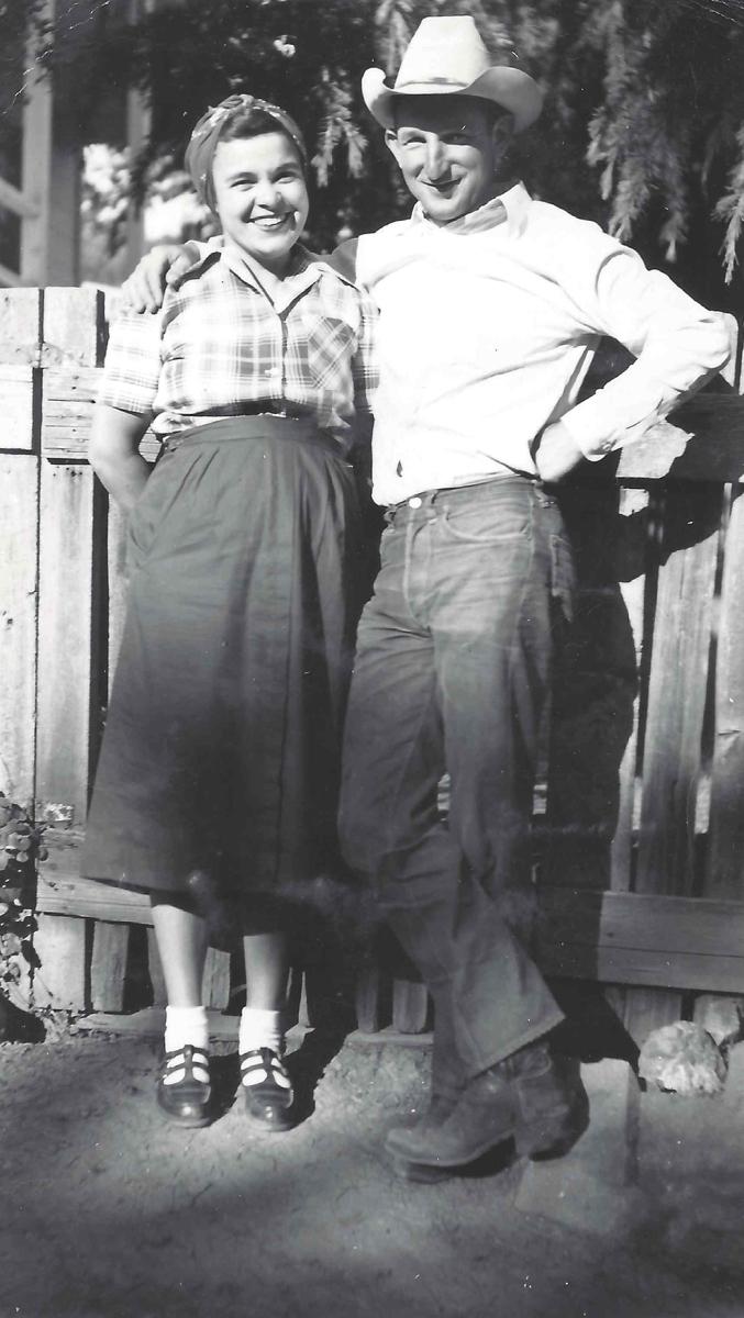 Carmen & Dick 1953.jpg