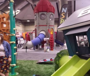 Play equipment for parks spark the imagination, so important to joyful well-being.