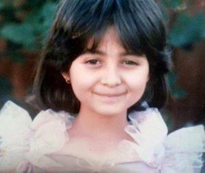 Elizabeth Gomez, shown here as a little girl, was murdered by her abusive ex-boyfriend.